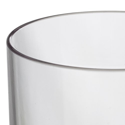 8-Piece Classic SAN Clear Plastic Tumblers | four 14-ounce and four 16-ounce by US Acrylic (Image #5)
