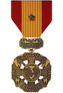Medals of America Vietnam Gallantry Cross Medal with Bronze Star