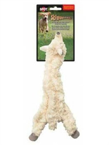 UPC 077234057162, Ethical 5716 Skinneeez Wooly Sheep Stuffing-Less Dog Toy, 23-Inch
