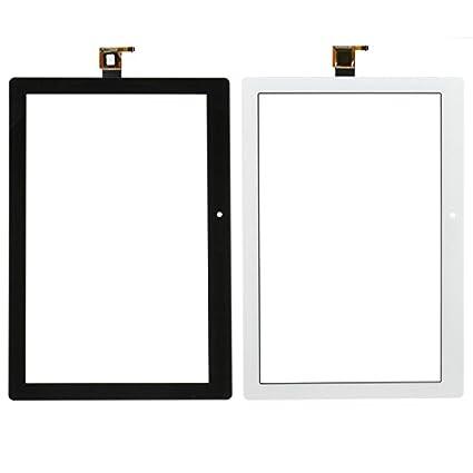 Negro DyNamic Pantalla T/áctil Digitalizador Reparaci/ón para 10,1 Pulgadas Lenovo Tab2 X30F Tab 2 A10-30 Tablet