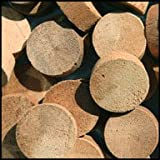 WIDGETCO 5/8'' Mahogany Wood Plugs, End Grain(QTY 5,000)