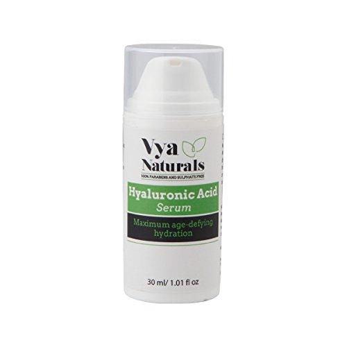 Vya Naturals Hyaluronic Acid Serum
