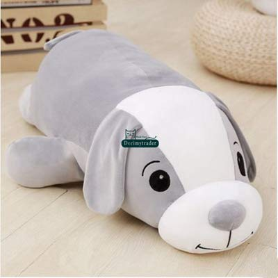 Stuffed Plush Animals | Cute Lying Dog Pillow Toys | Soft Stuffed S Dogs Doll for Children (90cm | 35inch)