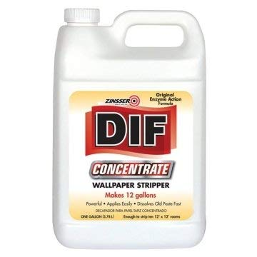 Zinsser Clear DIF Liquid Concentrate Wallpaper Stripper, Package of 4