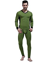 Amazon.com: Green - Thermal Underwear / Underwear: Clothing, Shoes ...