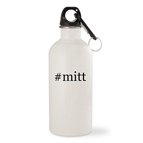 Montana Pot Holder (#mitt - White Hashtag 20oz Stainless Steel Water Bottle with Carabiner)