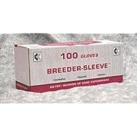 100PK 1ml Breeder Glove by NEOGEN IDEAL D