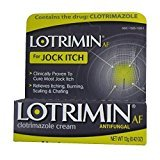Af Antifungal Jock Itch Cream (Lotrimin AF Antifungal Jock Itch Cream 0.42 oz (3 Pack))
