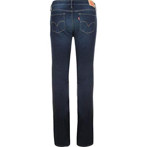 Calça Jeans Levis Feminina 715 Bootcut Azul Escuro ... 9cf0a7d7d6e