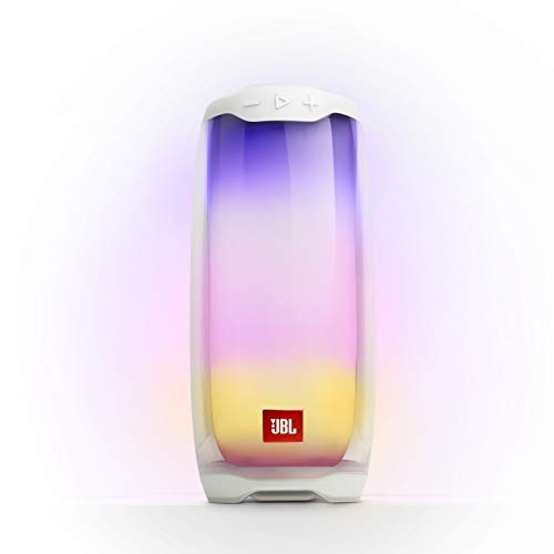 JBL PULSE4WHT JBL Pulse 4 Wireless Portable Blutooth Speaker - (Pack of1)