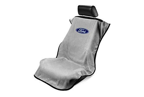 Seat Armour SA100FORG Grey 'Ford' Seat Protector Towel
