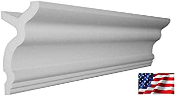 Available in 5 Other Styles and Quantities-See Our Other LISTINGS 96 Ft of 3.5 Engel Foam Crown Molding Room kit W//precut Corners on end of Lengths 4 Inside /& 1 Out by Austin Crown Molding