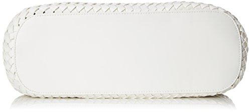 x H cm femme Sacs Buffalo portés B 189791 White épaule T Blanc 19x30x40 nwFnqUSvCx