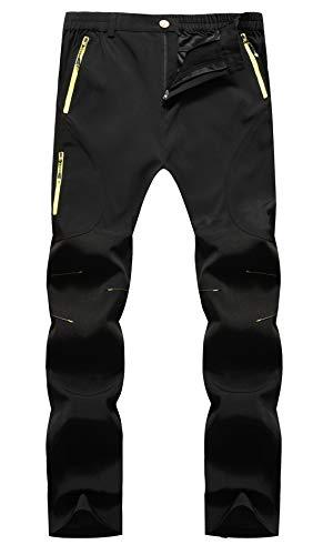 KAISIKE Women's Outdoor Quick-Dry Hiking Pants Waterproof Lightweight Pants(W0105)