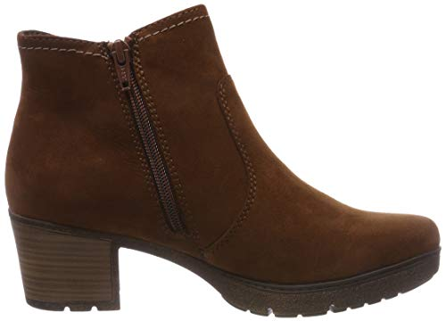 Brown 305 cognac Ankle Women's Softline Boots 21 25469 q0nFX