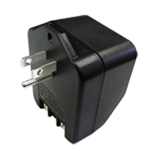 Trine #5201 Black 24VAC Plug In Type Transformer With 120 Volts Primary AC