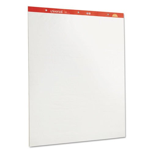 Recycled Easel Pads, Unruled, 27 x 34, White, 50-Sheet 2/Carton, Total 2 EA, Sold as 1 Carton