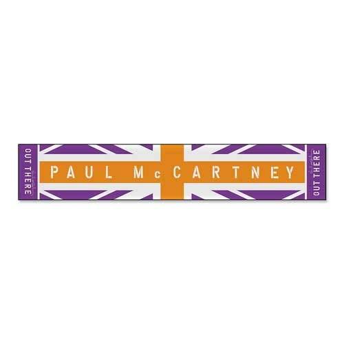 Paul McCartney ポールマッカートニー グッズ イギリス国旗 ユニオンジャックタオル BEATLES ビートルズ 来日 東京ドームの商品画像