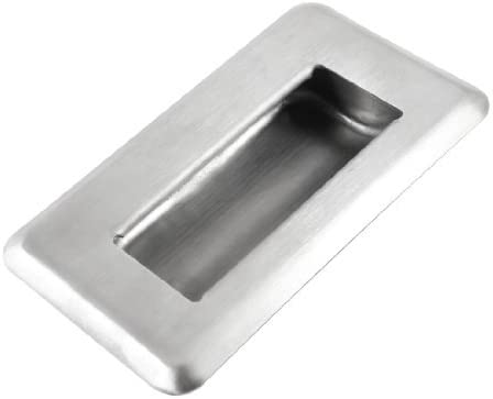 DealMux empotrada uñeros cajón deslizante de la manija de la puerta, de 4,3 pulgadas: Amazon.es: Bricolaje y herramientas