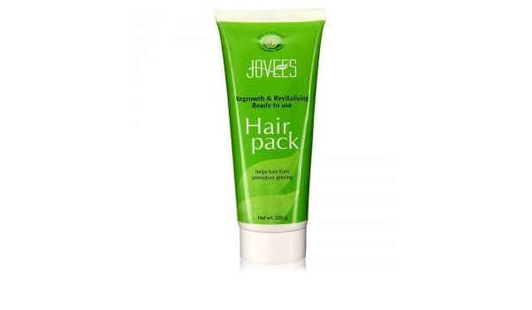 fa4d5a522af Amazon.com : Jovees Regrowth & Revitalising Hair Pack (200 gm) : Beauty
