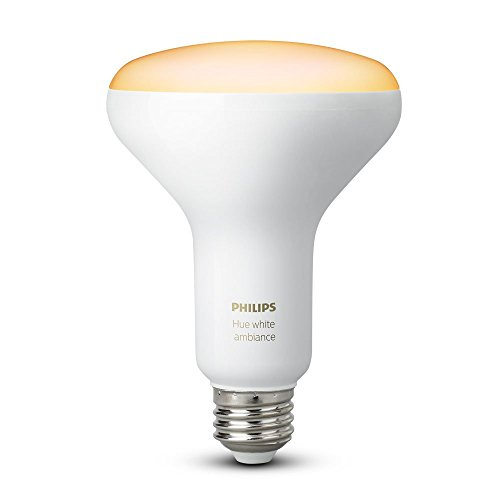 Philips Hue White Ambiance BR30 Single Bulb (Certified Refurbished)