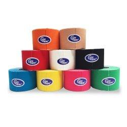 CureTape Kinesiology Tape 5cm x 5m - Blue Single Roll