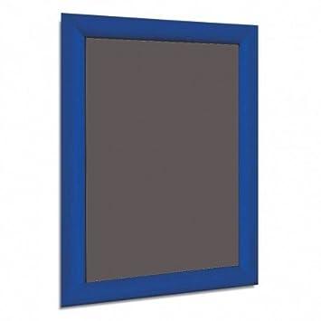 Azul A4 A3 A2 A1 A0 mitred Marcos de pared de aluminio soporte de ...
