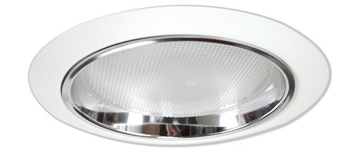 "Elco Lighting ELS542C S5 5"" Regressed Albalite Lens and Reflector - ELS542 ()"