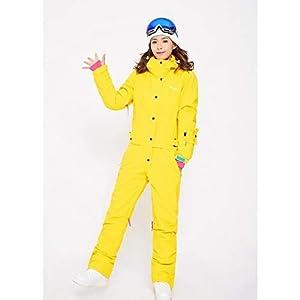 IJL Hiver Snowboard Veste Et Pantalons Combinaisons Ski Combinaison Femme Combinaison Femme Snowboard Imperméable