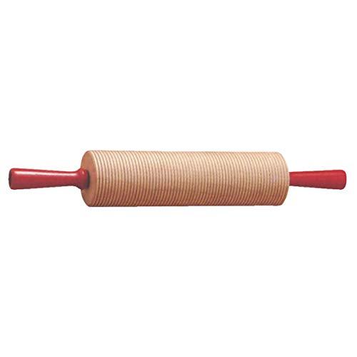 Bethany Housewares 420 Wood Rolling Pin Corrugated Bulk