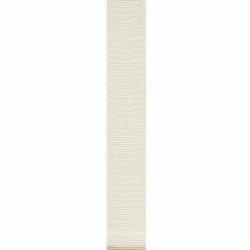 (Offray Grosgrain Craft Ribbon, 5/8-Inch x 18-Feet, Antique White)