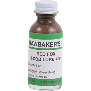 Hawbakers Red Fox Food Lure 400 1 oz.