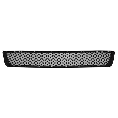 New Front Bumper Cover Lower Grille For 2011-2013 BMW X5 Without Active Cruise Without Sport Package Textured Black Finish BM1036151