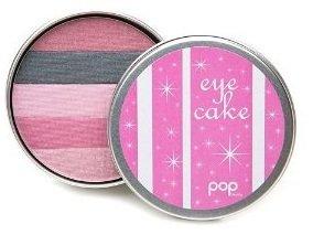 By Pop Beauty Eye Cake (Pop Beauty Eye Cake - Bright Pink Eyes)