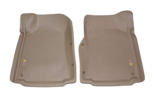 (Lund 405212 Catch-All Xtreme Tan Front Floor Mat - Set of)