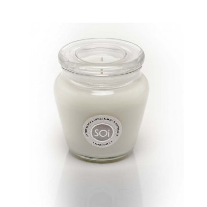Soi Candles Gardenia 16oz Jar Candle