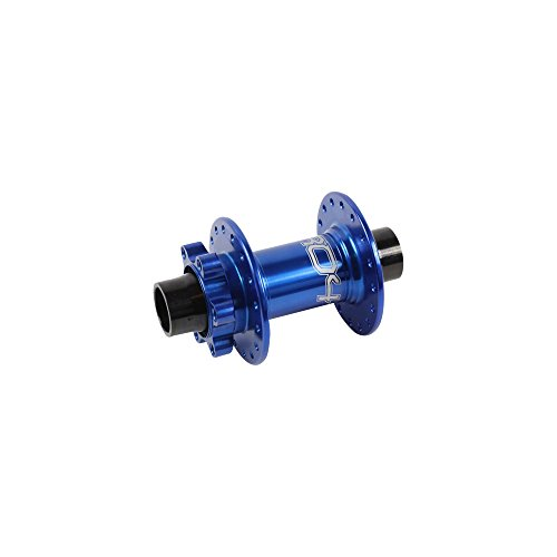 Hope Pro 4 Front Disc Hub 20mm Axle 32h Blue