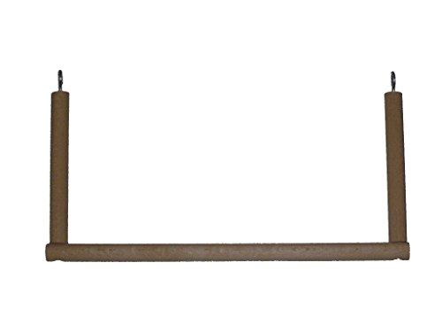 pipano breite Vogelschaukel 12 mm Durchmesser, Schaukel, Wellensittich, Kanarienvogel, VB12