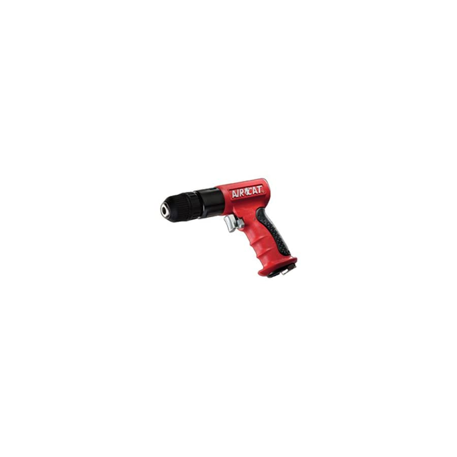 "AIRCAT w1w3426k 4338 20wcq7rr 3/8? Composite Quiet Reversible Drill with Jacobs® Chuck ajioa65 noamazd55 540q2w4gg ""3/8"""""" 614qd3g66zo Reversible composite drill"
