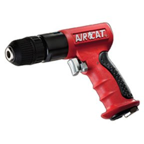 AIRCAT w1w3426k 4338 20wcq7rr 3/8? Composite Quiet Reversible Drill with Jacobs® Chuck ajioa65 noamazd55 540q2w4gg ''3/8'''''' 614qd3g66zo Reversible composite drill