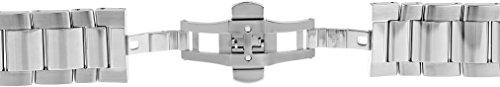 Philip Stein 3-SS 22mm Stainless Steel Silver Watch Bracelet by Philip Stein (Image #2)