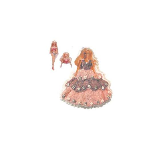 Wilton Cake Pan: Beautiful Day Barbie/Beach Barbie
