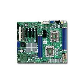Supermicro Motherboard MBD-X8DTL-IF-O Xeon Intel 5500 Dual LGA1366 DDR3 IG VGA ATX Retail ()