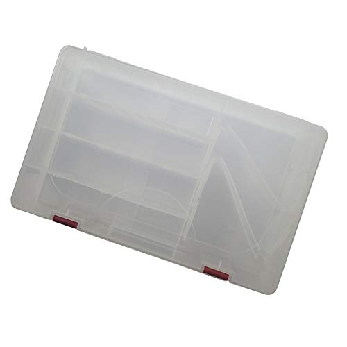 Plano 23780-00 Deep Stowaway Box with Adjustable Dividers ()