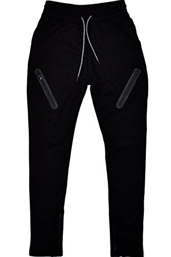 BBC SPEC JOGGER SMALL BLACK by B BOYS CLUB