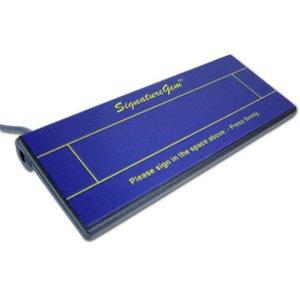Topaz SignatureGem T-S261 Electronic Signature Capture Pad - Active Pen by TOPAZ SYSTEMS