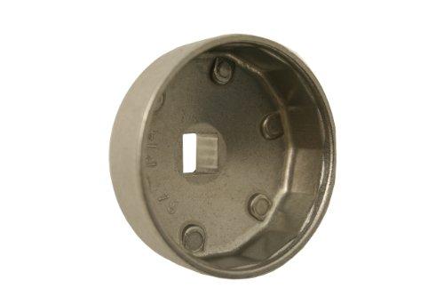 CTA Tools 2460 64-Millimeter by 14 Die-Cast Cap-Type Oil Filter ()