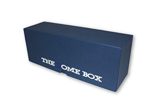 The Dome Box - Sports Card Storage Box (Blue) Dome Box
