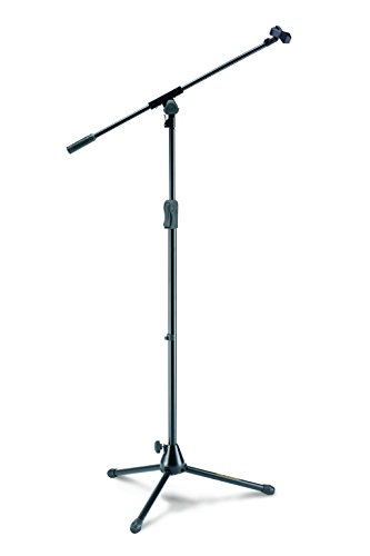 Hercules MS531B Clutch Microphone Stand