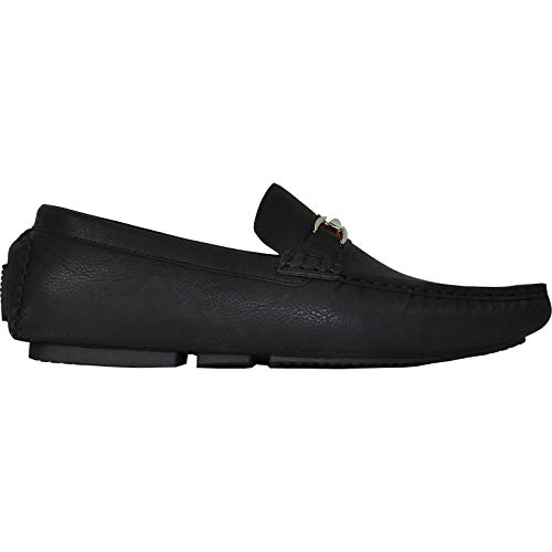 Sand Blue Coffee Driving bravo Moccasin 3 Shoe Casual Todd Black Black Men Red OTOvgqHw